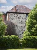 Garz-Wohnturm Fotografía de archivo libre de regalías