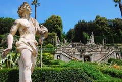 Garzoni公园, Collodi,意大利 免版税库存图片