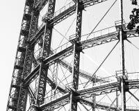 Gasómetro, Berlín Foto de archivo libre de regalías