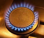 gas Arkivfoton