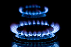 Gas Royalty Free Stock Photos