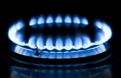Gas Royalty Free Stock Photos