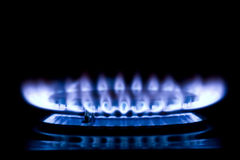 Gas Stock Image
