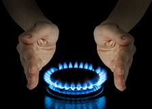 Free Gas Royalty Free Stock Images - 19206589