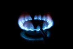 gas Arkivbild