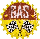Gas Royalty Free Stock Image