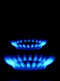 Gas royalty free stock photography