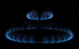 Gas Stockfoto