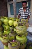 Gas Fotografia Stock Libera da Diritti