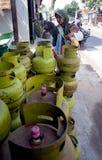 Gas Fotografie Stock Libere da Diritti