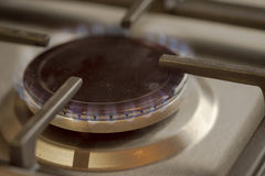 Gas Fotografie Stock
