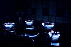 gas Royaltyfria Foton