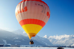 Gas Balloon Stock Photography