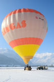 Gas Balloon Royalty Free Stock Images