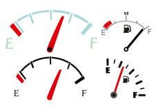 Gas-Behälter-Illustration vektor abbildung