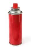 Gas bottle. Isolated on white background Stock Image