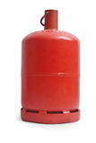 Gas bottle Royalty Free Stock Images