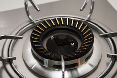 A gas burner Royalty Free Stock Image