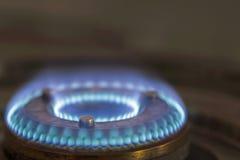 Gas burner Stock Images