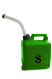 Gas can Stock Image