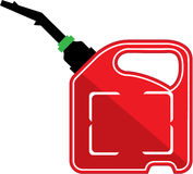 Gas Can Vector. File eps Stock Photos