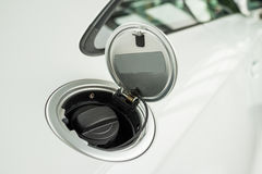 Gas cap Stock Images