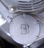 Gas cap Stock Photography