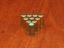 Gas cartridges. Stock Image