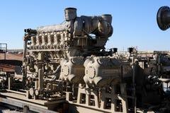 Natural Gas Compressor Stock Images