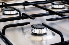Gas cooker Stock Photos
