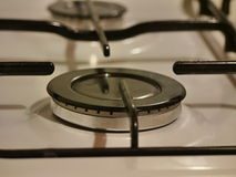 Gas cooker Stock Images