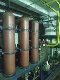 Gas cylinder. High pressure danger stock photos