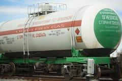 Gas de petróleo licuado Foto de archivo libre de regalías