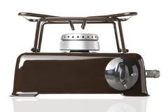 Gas desktop stove Stock Photo