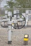 Gas distibution Stock Photos