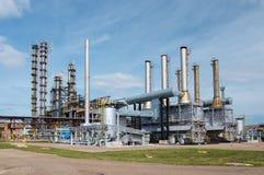 Gas-elaborare industria immagini stock