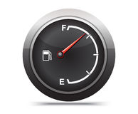 Gas gage Royalty Free Stock Images