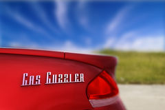 Gas Guzzler Royalty Free Stock Photos