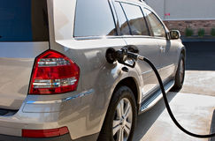 Gas guzzler Royalty Free Stock Images