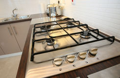 Free Gas Hob Stock Photos - 4077203
