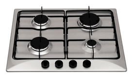 Gas hob Stock Photos