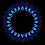 Gas illustratuion Royalty Free Stock Photo