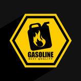 Gas industry design Stock Photo
