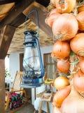 Gas lamp Royalty Free Stock Photo