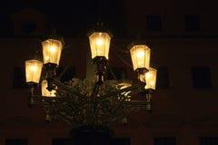 Gas lamp Royalty Free Stock Image