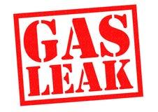 GAS LEAK Royalty Free Stock Photos