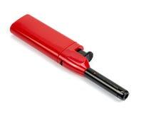 Gas lichter kanon voor gasfornuis! stock foto's