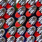Gas Lighters Royalty Free Stock Images