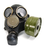 Gas mask Stock Images