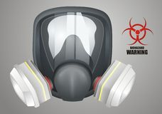 Free Gas Mask Royalty Free Stock Photography - 16971667